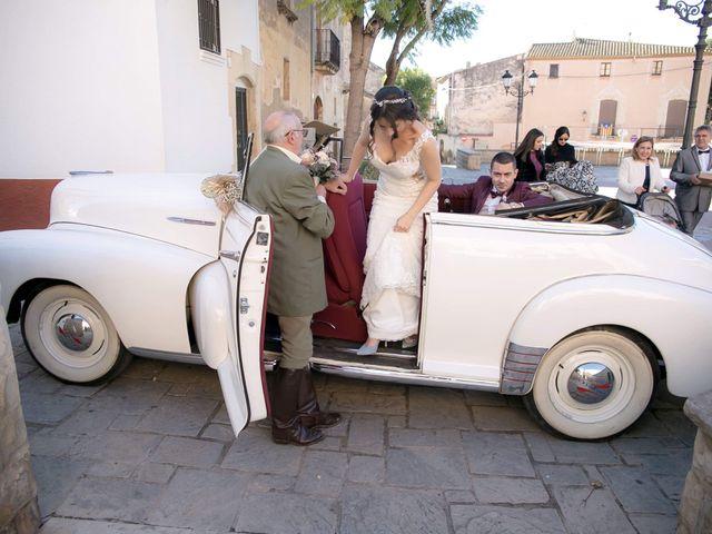 La boda de Alejandro y Lorena en Torredembarra, Tarragona 43