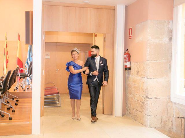 La boda de Alejandro y Lorena en Torredembarra, Tarragona 44