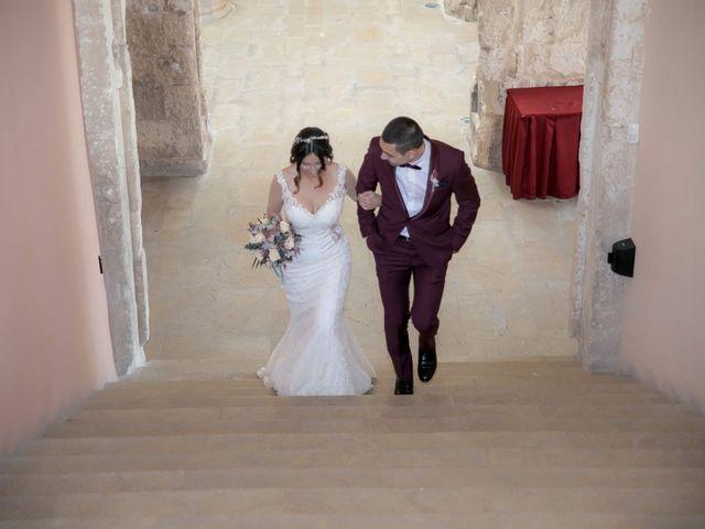 La boda de Alejandro y Lorena en Torredembarra, Tarragona 45
