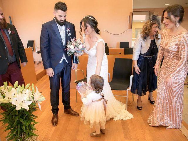 La boda de Alejandro y Lorena en Torredembarra, Tarragona 47