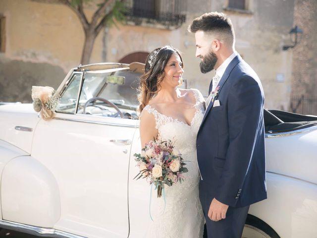La boda de Alejandro y Lorena en Torredembarra, Tarragona 48