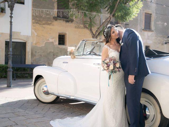 La boda de Alejandro y Lorena en Torredembarra, Tarragona 49