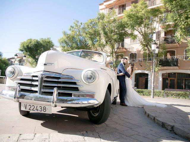 La boda de Alejandro y Lorena en Torredembarra, Tarragona 1