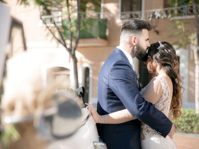 La boda de Alejandro y Lorena en Torredembarra, Tarragona 50