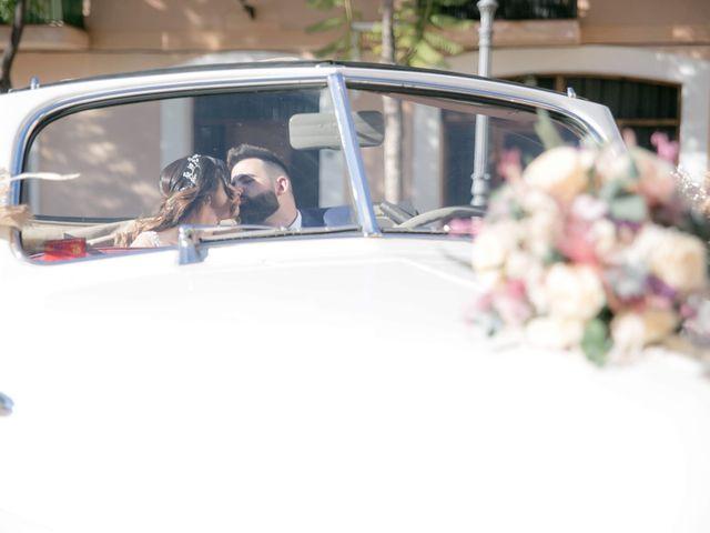 La boda de Alejandro y Lorena en Torredembarra, Tarragona 51