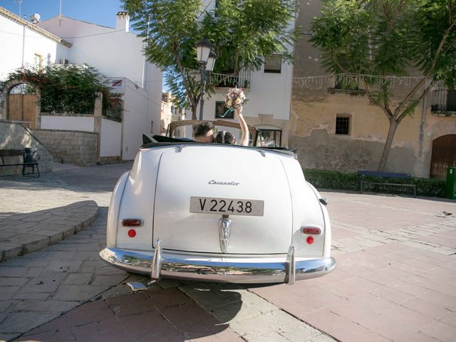 La boda de Alejandro y Lorena en Torredembarra, Tarragona 53