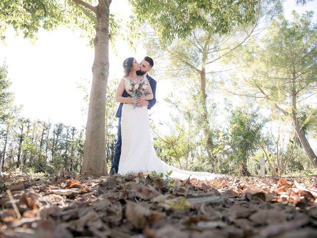 La boda de Alejandro y Lorena en Torredembarra, Tarragona 55