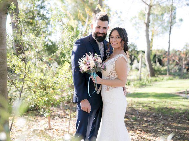 La boda de Alejandro y Lorena en Torredembarra, Tarragona 57