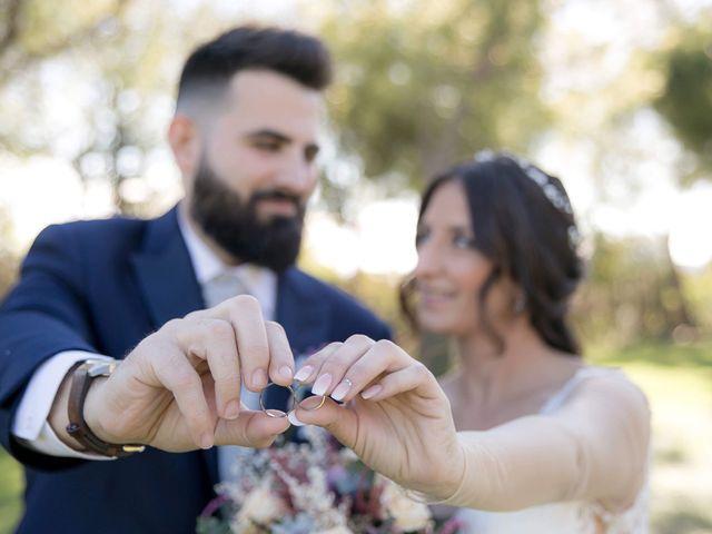 La boda de Alejandro y Lorena en Torredembarra, Tarragona 59