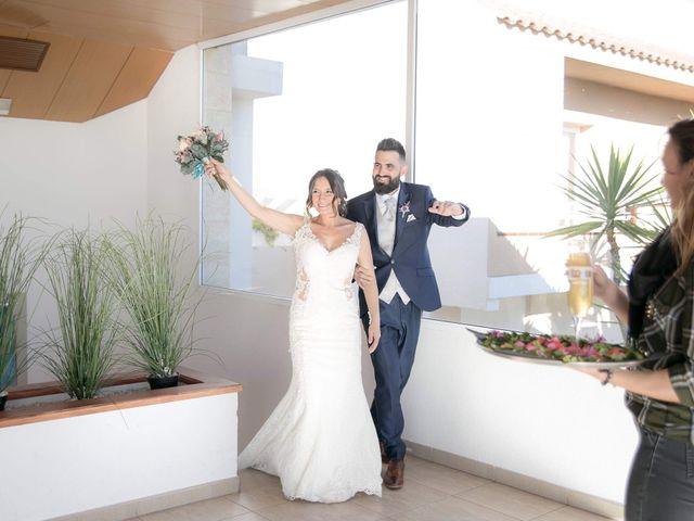 La boda de Alejandro y Lorena en Torredembarra, Tarragona 65