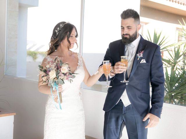 La boda de Alejandro y Lorena en Torredembarra, Tarragona 66