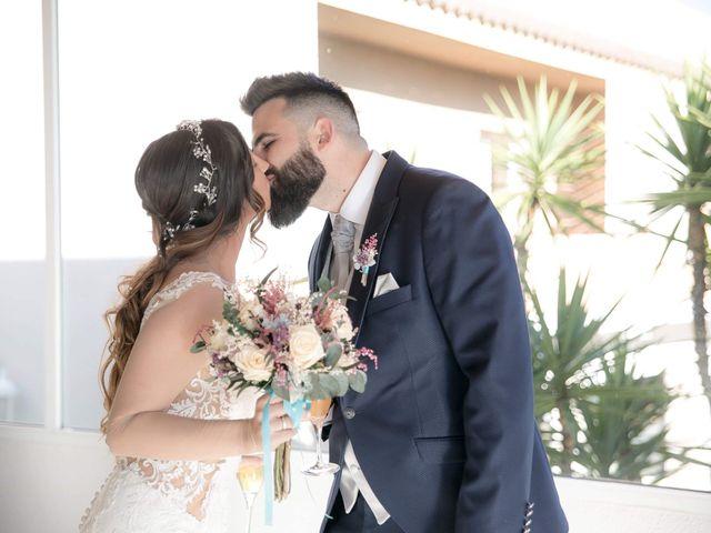 La boda de Alejandro y Lorena en Torredembarra, Tarragona 67