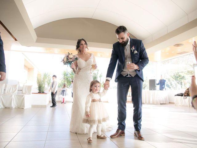 La boda de Alejandro y Lorena en Torredembarra, Tarragona 68
