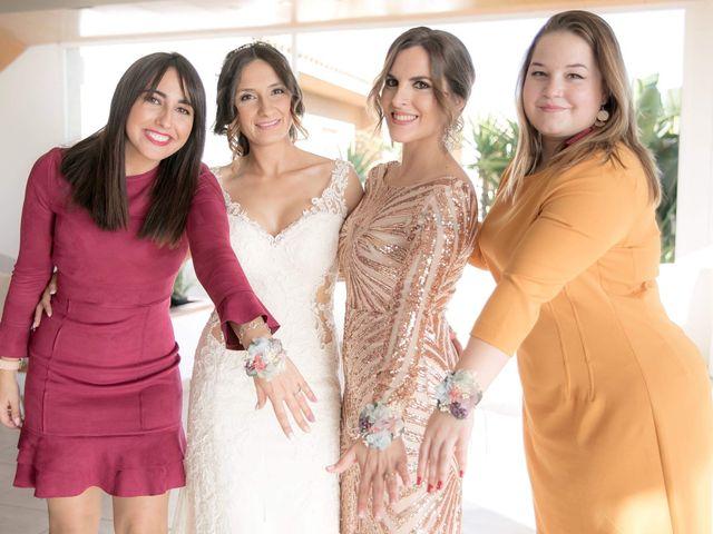 La boda de Alejandro y Lorena en Torredembarra, Tarragona 73