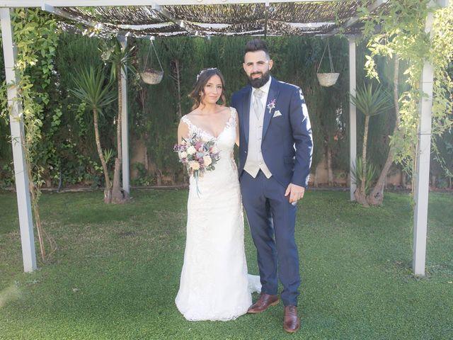 La boda de Alejandro y Lorena en Torredembarra, Tarragona 76