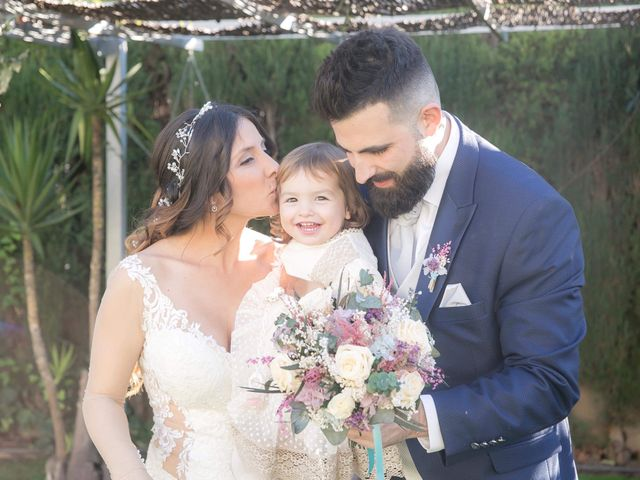 La boda de Alejandro y Lorena en Torredembarra, Tarragona 2