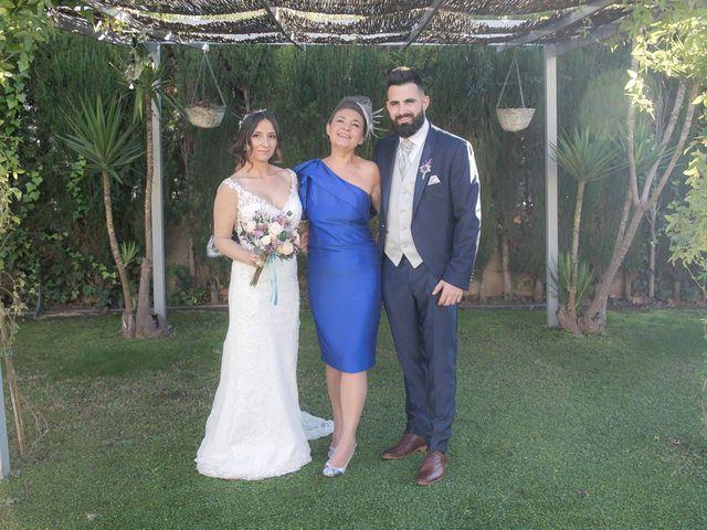 La boda de Alejandro y Lorena en Torredembarra, Tarragona 79