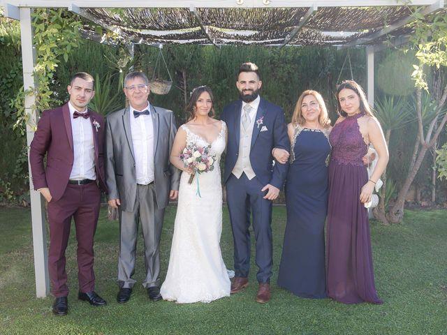 La boda de Alejandro y Lorena en Torredembarra, Tarragona 80