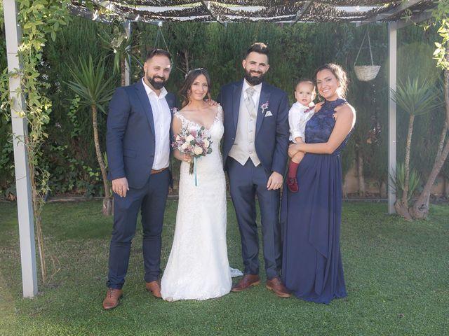 La boda de Alejandro y Lorena en Torredembarra, Tarragona 81