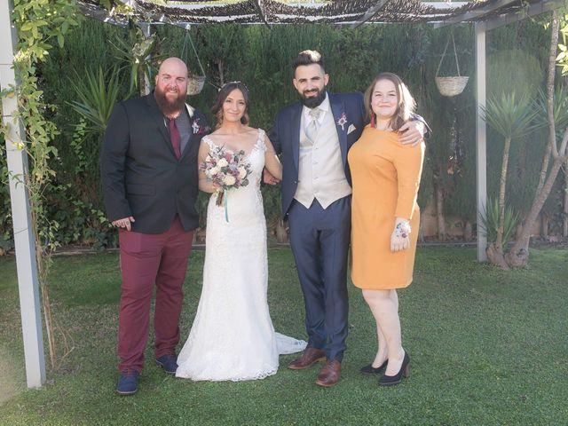 La boda de Alejandro y Lorena en Torredembarra, Tarragona 82