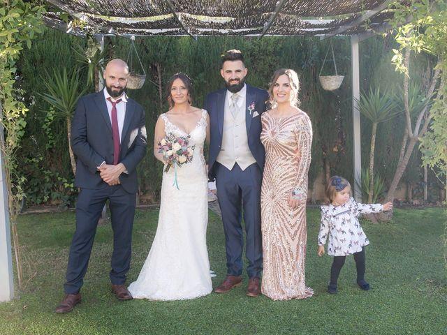 La boda de Alejandro y Lorena en Torredembarra, Tarragona 85