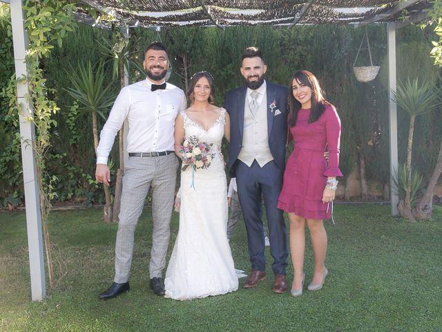 La boda de Alejandro y Lorena en Torredembarra, Tarragona 87