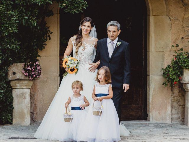 La boda de Dani y Anna en Sant Marti De Tous, Barcelona 4