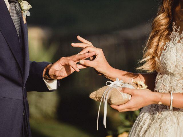 La boda de Dani y Anna en Sant Marti De Tous, Barcelona 6