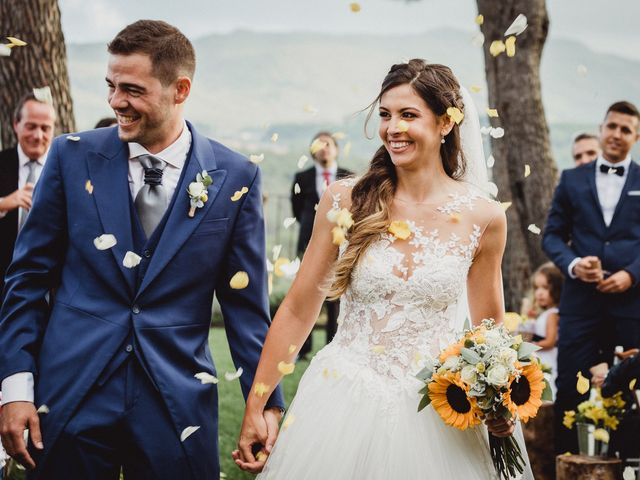 La boda de Dani y Anna en Sant Marti De Tous, Barcelona 7