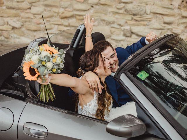 La boda de Dani y Anna en Sant Marti De Tous, Barcelona 8