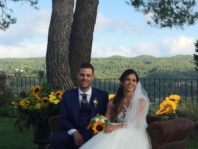 La boda de Dani y Anna en Sant Marti De Tous, Barcelona 9
