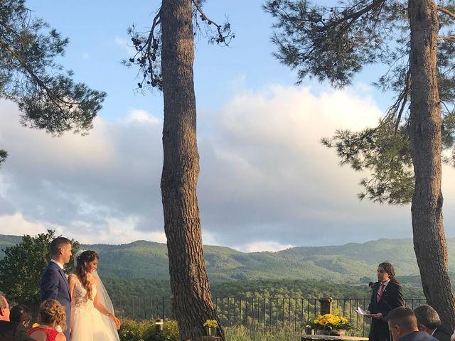 La boda de Dani y Anna en Sant Marti De Tous, Barcelona 10