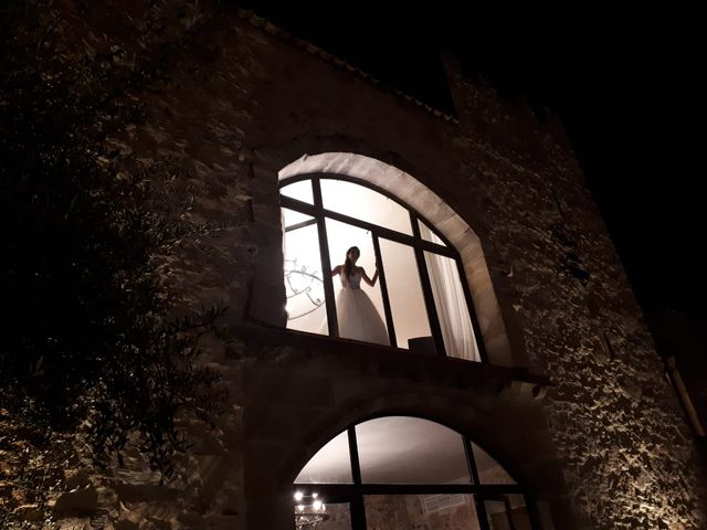 La boda de Dani y Anna en Sant Marti De Tous, Barcelona 13