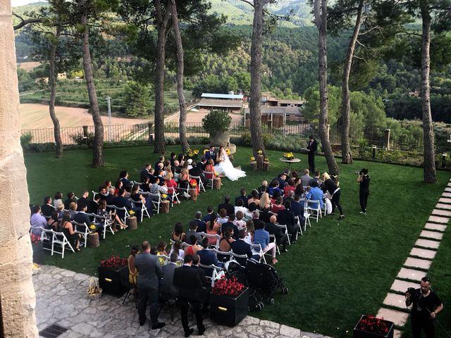 La boda de Dani y Anna en Sant Marti De Tous, Barcelona 14