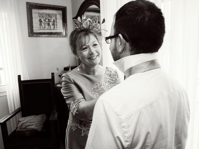 La boda de Juan Carlos y Cristina en Segovia, Segovia 3