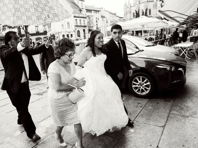 La boda de Juan Carlos y Cristina en Segovia, Segovia 7