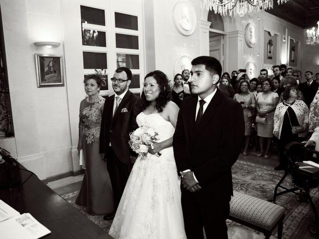 La boda de Juan Carlos y Cristina en Segovia, Segovia 8
