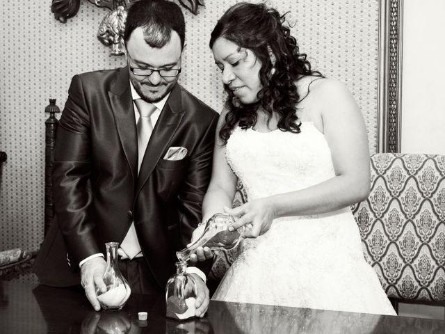 La boda de Juan Carlos y Cristina en Segovia, Segovia 10