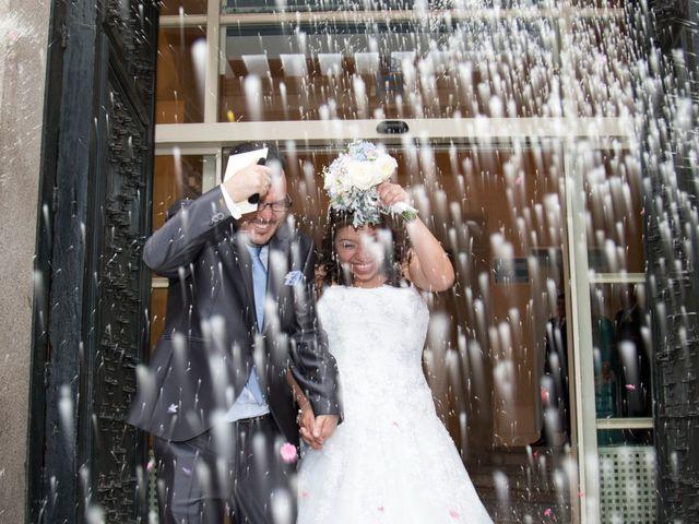 La boda de Juan Carlos y Cristina en Segovia, Segovia 12