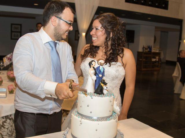 La boda de Juan Carlos y Cristina en Segovia, Segovia 18