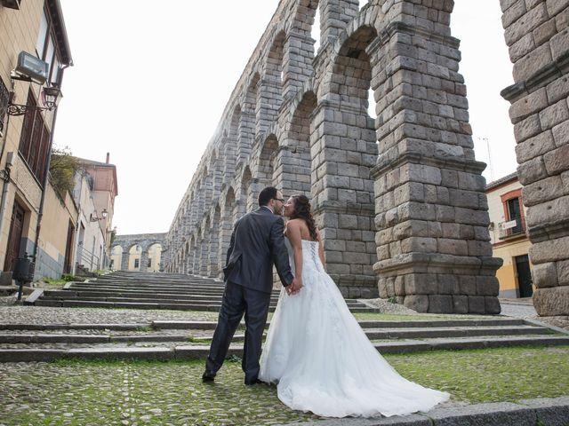 La boda de Juan Carlos y Cristina en Segovia, Segovia 19