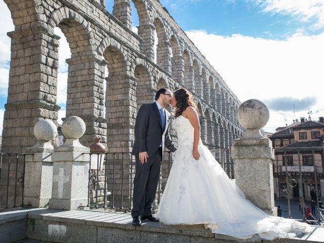 La boda de Juan Carlos y Cristina en Segovia, Segovia 20