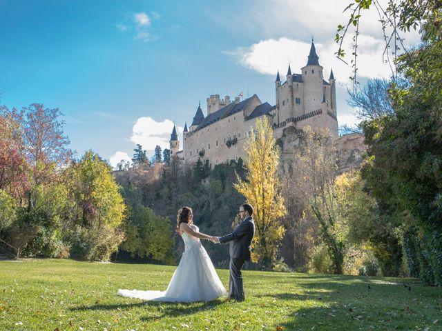 La boda de Juan Carlos y Cristina en Segovia, Segovia 21