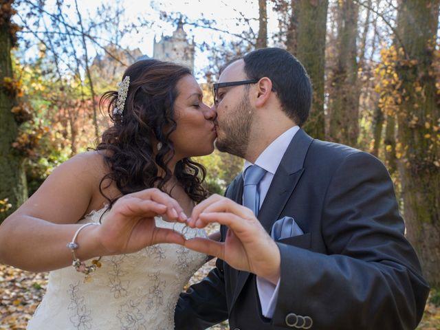 La boda de Cristina y Juan Carlos