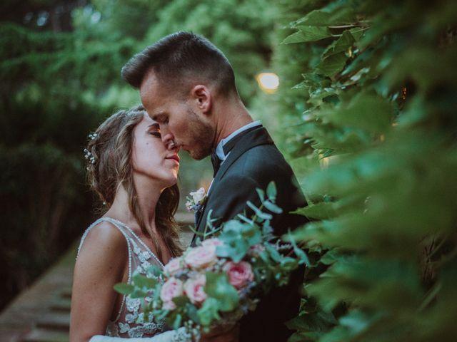 La boda de Carlota y Alex