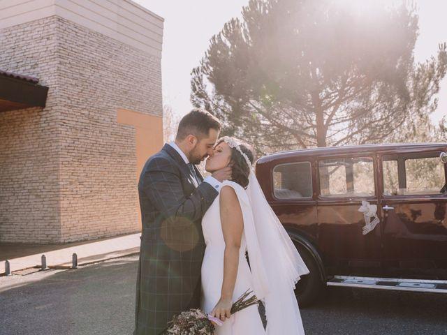 La boda de Jose Ramon y Laura en Logroño, La Rioja 1