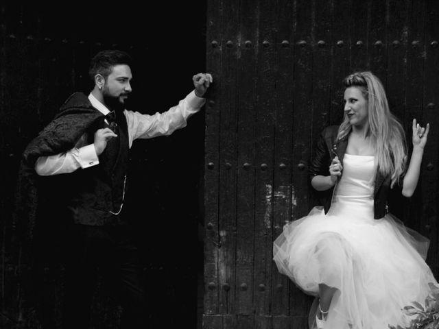La boda de Mayte  y Alberto