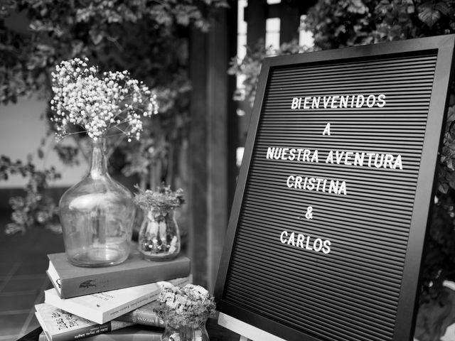 La boda de Carlos y Cristina en Chiclana De La Frontera, Cádiz 23