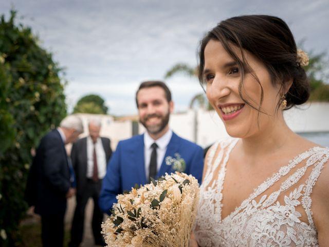La boda de Carlos y Cristina en Chiclana De La Frontera, Cádiz 24