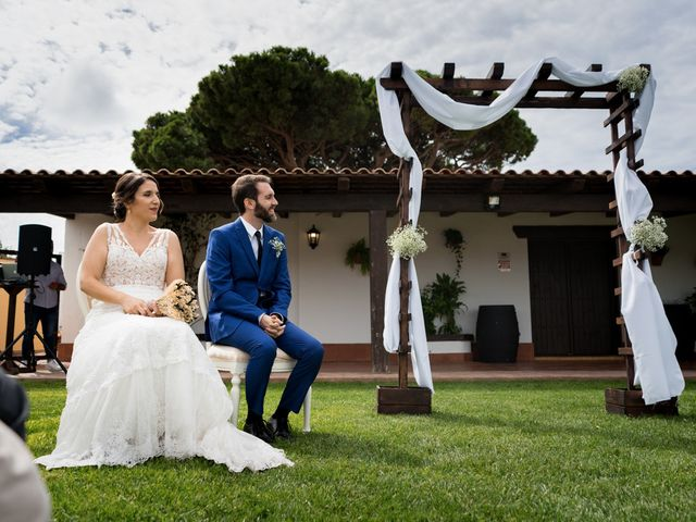 La boda de Carlos y Cristina en Chiclana De La Frontera, Cádiz 26